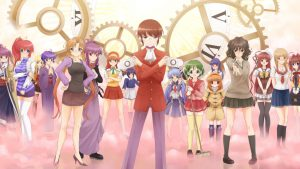 the world god only knows 3 goddess