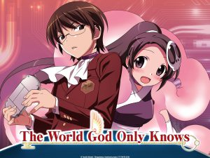 the world god only knows pantip